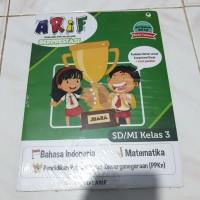 Arif Teman berlatih SD / MI kelas 3 Bahasa Indonesia Matematika PPKn