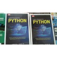 Logika Pemrograman Python - Abdul Kadir
