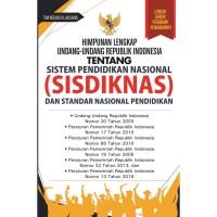 Himpunan Lengkap Undang-Undang RI Tentang Sistem Pendikan Nasional