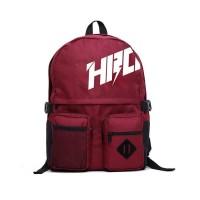 HRCN POUCH Men Bag Tas Ransel Backpack Pria - H 6173