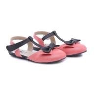 TDLR RIB FLAT GIRL Shoes Sepatu Flat Anak Perempuan T 5031