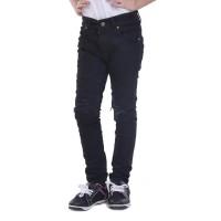 TDLR SKINNY BLACK GIRL Pants Celana Denim Anak Perempuan T 4071