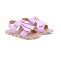 TDLR RIBBON FLAT GIRL Sandals Sendal Kasual Anak Perempuan T 7099