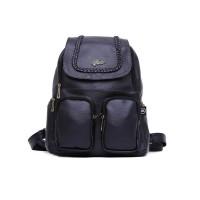 HRCN BRAID Women Bag Tas Ransel Backpack Wanita - H 6180