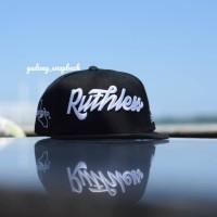 Topi snapback Ruthless Compton cap original import/ hat
