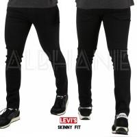 Celana Jeans Skinny Full Black