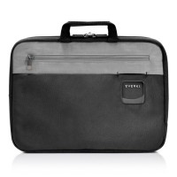 "Everki EKF861 ContemPRO Laptop Sleeves Bag w/ Foam - Hitam - 11.6"""