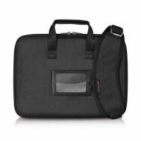 """Everki EKF880 EVA Tas Selempang Laptop Hard Case 14.1"""" - Hitam"""