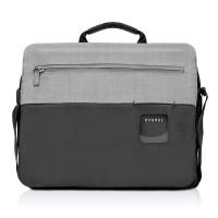 """Everki EKF661 ContemPRO Laptop Briefcase Bag - Hitam - 14.1"""""""
