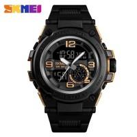 SKMEI Jam Tangan Olahraga Smartwatch Bluetooth - 1517 - Gold