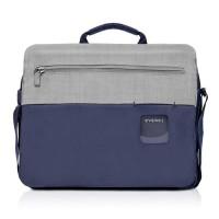 "Everki EKF661 ContemPRO Laptop Briefcase Bag - Biru Navy - 14.1"""