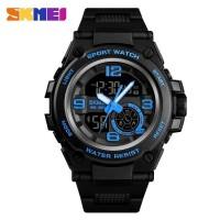 SKMEI Jam Tangan Olahraga Smartwatch Bluetooth - 1517 - Biru