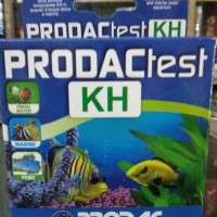 aquarium water test PRODAC test KH air tawar air laut