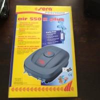 aquarium pompa udara air pump SERA AIR 550R PLUS 4 out put 4 titik