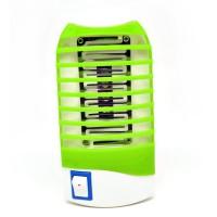 lampu pembasmi serangga nyamuk lalat Mosquito Killer Night Lamp 4 LED