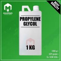 Propylene Glycol 1 kg - PG USP Grade DOW USA
