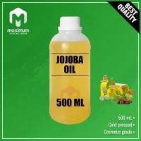 Pure Jojoba Oil 500ml - Cosmetic Grade