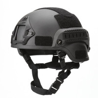 Helm Tactical Emerson Gear MICH 2000 Topi Military Airsoft Helm EM8978