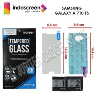 Samsung Galaxy A7 2016 A710 iScreen Tempered Glass I ORI