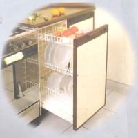 Rak Modelline B30ED + T / Rak Piring Kitchen 3 Susun + Tatakan