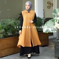 Outer Hijab / Cardigan Ceruti / Long Vest Outer Ceruti