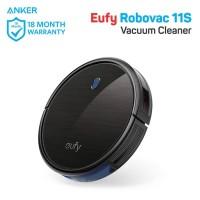 Eufy Robovac 11S Vacum Cleaner T2108311 Original Grs Resmi Anker