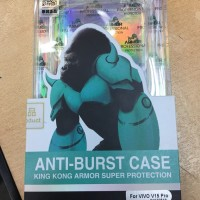 Softcase Clear Kingkong Anti Burst Soft Case Cover Casing Vivo V15 Pro