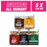 El Granola All Variant Package / Health Snack / Sereal