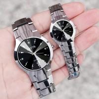 Kalender Kuarsa Pria LSVTR jam tangan Meja Pasangan Siswa Wanita
