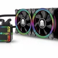 Digital Alliance Kaze KZ 240 RGB CPU Liquid Cooler - DA Kaze KZ240 RGB