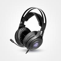 Digital Alliance DA Black Titan Gaming Headset USB Surround Sound