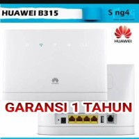 Home Router Huawei B315 4G LTE 150 mbps Unlock all Operator