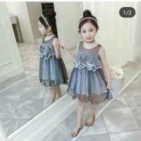 Dress casual/dress anak/dress casual anak/dress korea style/ baju anak