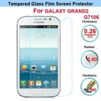 tempered glass anti gores kaca samsung Galaxy grand 2 g7102 dan g7106