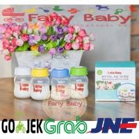 Little Baby Breastmilk Bottle 1016B 60ml / Botol Asi Bayi