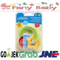 Dr Brown's Baby Teether Silicone Learning Loop