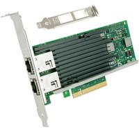 INTEL X540 T2 10G ethernet 10GBE 10 gigabit server adapter 10gig