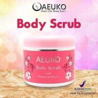 AEUKO - Body Scrub / Lulur Badan Original BPOM