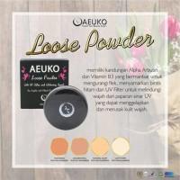 AEUKO - Loose Powder / Bedak Tabur Original BPOM