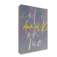 Kang Daniel - color on me [ALBUM ORIGINAL] [SEALED]