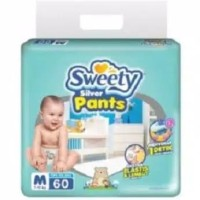 Sweety silver pant