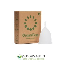 ORGANICUP Menstrual Cup SIZE A - Official Stockist Indonesia
