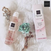 SCARLET Whitening Facial Wash By Felicya Angelista For Oily Skin
