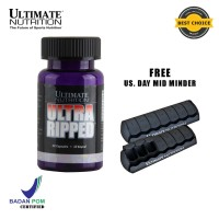 ULTRA RIPPED 30 caps - Ultimate Nutrition