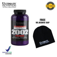 AMINO 2002, 330 Tabs - Ultimate Nutrition Official