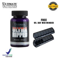 ULTRA RIPPED 90 caps - Ultimate Nutrition.