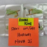 Flexible on/off Huawei Nova 2i / flexible onoff huawei Nova 2i