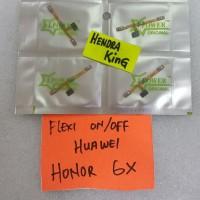 Flexible on/off Huawei Honor 6X / flexible onoff honor 6X