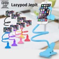 Lazypod 2 Clips Lazy Pod Bracket Jepitan Narsis Flexibel Holder Jepsis
