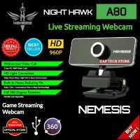 NYK Nemesis Night Hawk A80 / A 80 Streaming Webcam Original